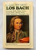 Los Bach. C. Wolff, W. Emery, H. Helm, R. Jones, E. Warburton y E. S. Derr.