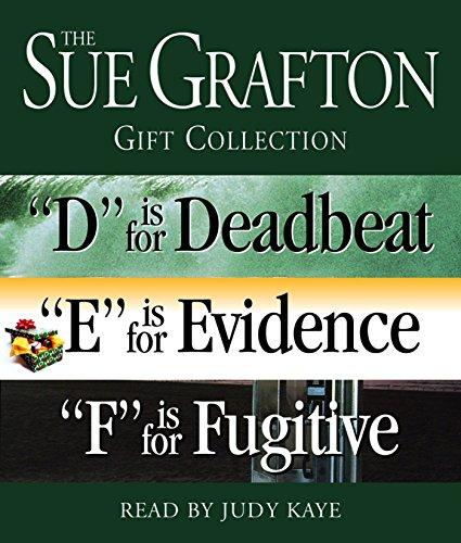 Sue Grafton DEF Gift Collection: