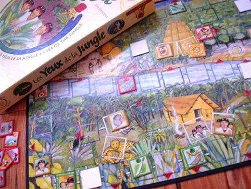 Sunny Games kinderspel Ogen van de Jungle