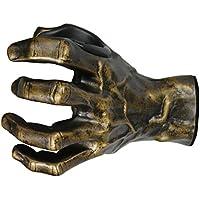 GuitarGrip LHGH135 Antique Mann linke Hand Griff brass