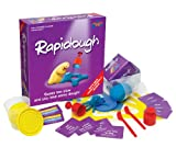 Rapidough - The Family Board Game of Modelling Play Dough Charades