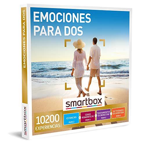 Smartbox Emotions pour Deux boîtes Cadeaux, Unisexe Adulte, Standard