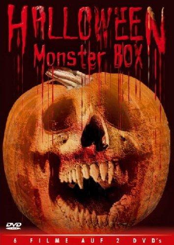 Halloween Monster Box [2 DVDs]