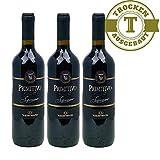 Rotwein Italien Primitivo Puglia IGT Soprano trocken (3x0,75L)