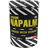 FA Engineered Nutrition Fitness Authority FA Xtreme Napalm With Vitargo (500g) Mojito Flavour