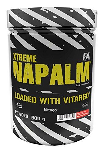 FA Xtreme Napalm Vitargo 500g Mojito