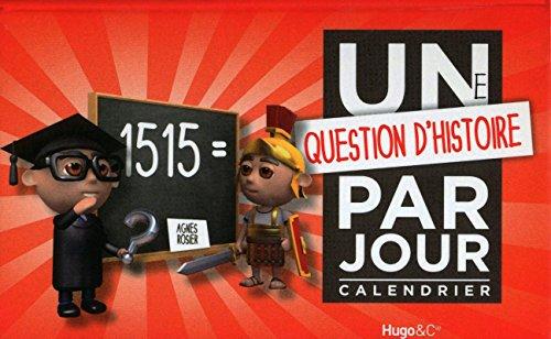 Une question d'histoire par jour 2012 par Collectif