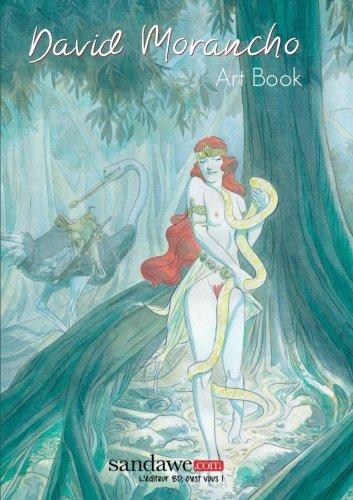 Art Book - David Morancho par David Morancho