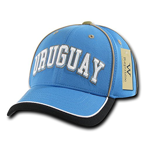 WHANG Turnier-Trikot Kopfbedeckung, Tournament Jersey, Uruguay (Uruguay Jersey)
