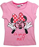 Minnie Mouse Kollektion 2016 T-Shirt 92 98 104 110 116 122 128 Shirt Maus Disney Rosa (92-98)