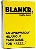 Best 2 Person Games - Blankr: An Awkwardly Hilarious Card Game For ★★★★★ Review