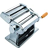 Swastik Manual Cutting Thicknesses Pasta Make Roller Machine Vegetable Noodle Maker Machine Tool