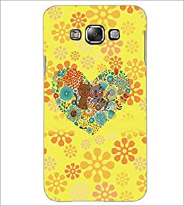 Printdhaba Cartoon D-5997 Back Case Cover For Samsung Galaxy A8