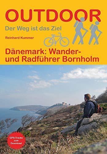 Dänemark: Wander- und Radführer Bornholm (Outdoor Regional Wanderführer)
