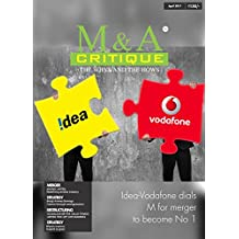 M&A Critique April 2017: The Whys & Hows (English Edition)