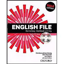 English File Elementary Workbook with Key (1Cédérom)