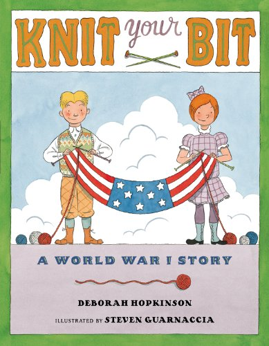 Knit Your Bit: A World War I Story | TheBookSeekers