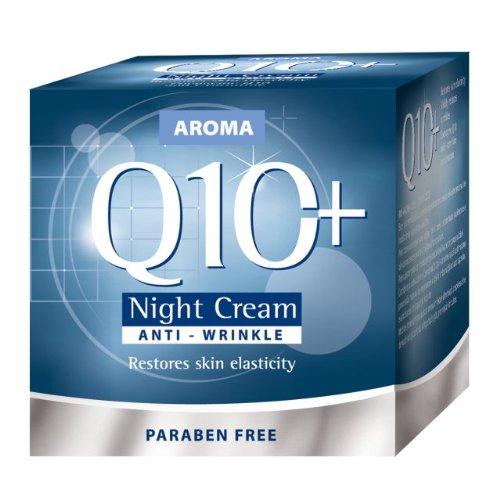 Aroma Visage CRÈME DE NUIT AROMA Q10+ 50ml