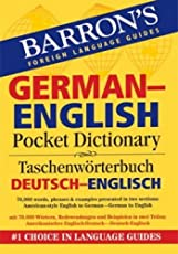 German-English Pocket Bilingual Dictionary (Foreign Language Guides)