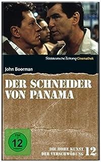 Der Schneider von Panama - SZ-Cinemathek Politthriller 12