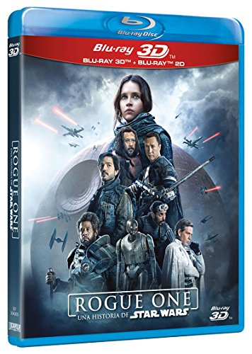 Rogue One: Una Historia De Star Wars (3D...