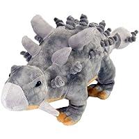 Wild Republic 15588 - Dinosauria Plüsch Ankylosaurus, 48 cm