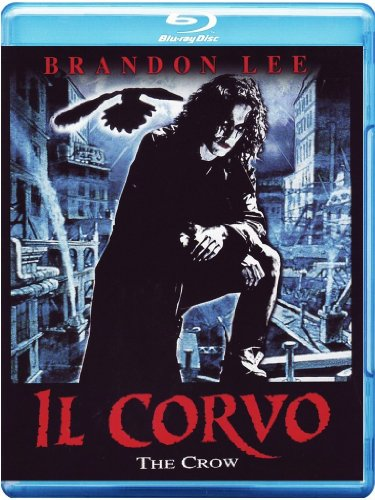 Il corvo - The crow [Blu-ray] [Import anglais]
