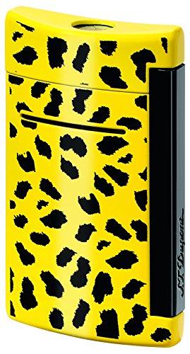 st-dupont-mini-jet-lighter-leopard-black