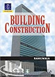 Building Construction Book By Rangwala