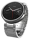 Motorola-Moto-360-Light-Metal,-23mm,-Smart-Watch