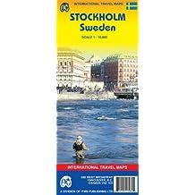 Stockholm Sweden : 1/10 000