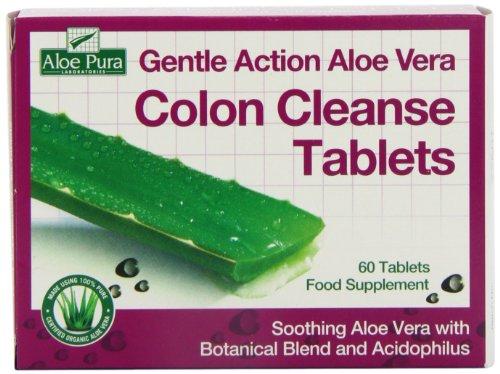 Ransom-Aloe-Pura-Aloe-VeraColon-Cleanse-Tablets-60-Tablets