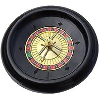 Roulette de 30cm, 2x Boules en Métal