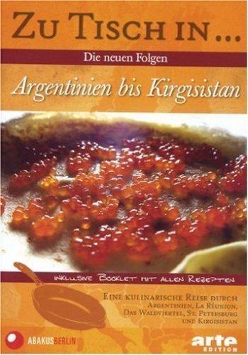 Argentinien bis Kirgisistan