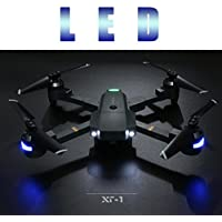 HUHU833 XT-1 Foldable 2.4G 4CH Altitude Hold HD Camera WIFI FPV RC Quadcopter Pocket Drone Selfie - Compare prices on radiocontrollers.eu