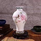 Kicode Untique Stunning traditionell Chinesisch Blau und Weiß Porzellan verheißungsvollen Keramik Elegante Verzierung E Muster