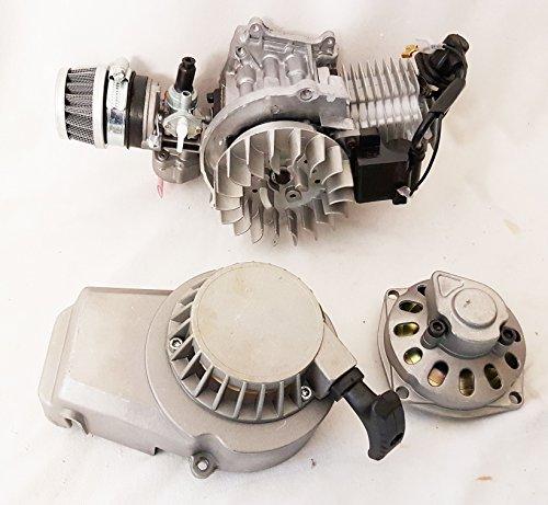 Completo 49cc 2tempi monocilindrico motore per Minimoto/Mini Qu