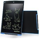 Tavoletta LCD da Disegno 12 Pollici - NEWYES NYWT120- Memo Pad Grande Taglia da Ewriter LCD per Tablet da Tavoletta Grafica Compreso 1 Pennino Servizio di Rimborso(Blu)