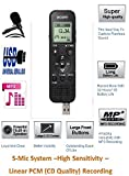 SONY ICD-PX470M (PX470+M) Professional 4GB Digital Voice Recorder - Best Reviews Guide