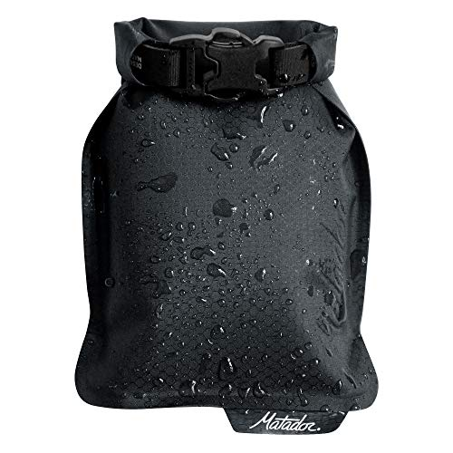 MATADOR FlatPak Soap Bar Case Kulturtasche, 15 cm, Black -