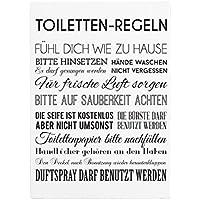 Suchergebnis Auf Amazonde Für Lustige Wc Schilder Weiß Küche