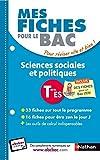 Mes fiches pour le BAC Sciences sociales et politiques Term ES