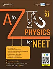 A to Z Physics for NEET: Class XI