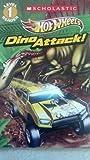 Scholastic Reader Level 1: Hot Wheels: Dino Attack!