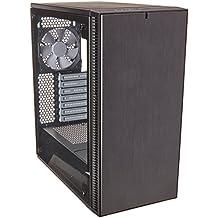 Fractal Design ATX Mid Tower Fällen fd-ca-def-c-bk-tg