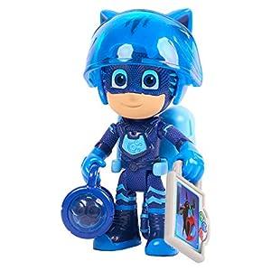 Simba 109402361 PJ Masks Super Moon Catboy - Mascarilla para bebé