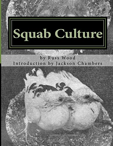 Squab Culture: Raising Pigeons for Squabs Book 6: Volume 6