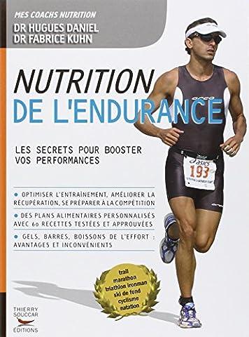 Nutrition de l'endurance - Les secrets pour booster vos performances