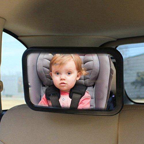 Bébé siège bébé miroir de voiture voiture bébé montre miroir enfants car miroir de voiture