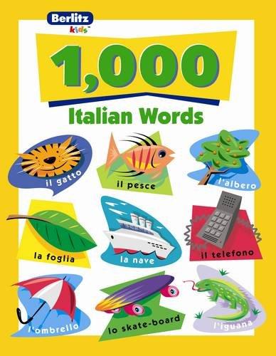 Berlitz Language: 1000 Italian Words